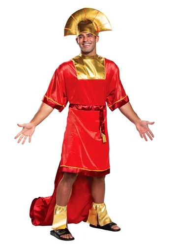 Disney Emperors New Groove Kuzco Costume for Men