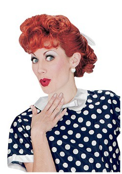 I Love Lucy Wig