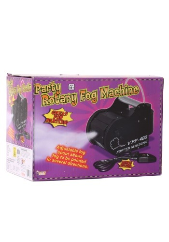 Rotary Fog Machine