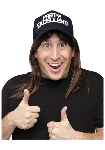 Click Here to buy SNL Wayne Wig from HalloweenCostumes, CDN Funds & Shipping