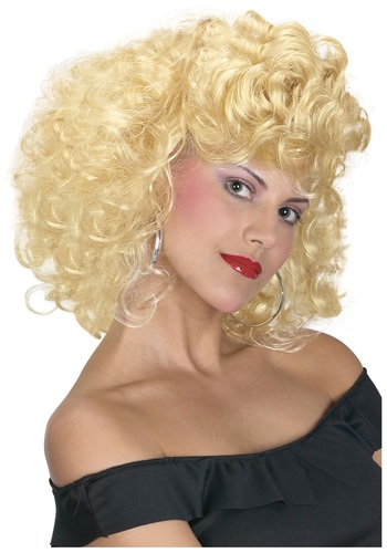 Click Here to buy Sexy 50s Lady Wig from HalloweenCostumes, CDN Funds & Shipping