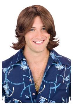 Brown Ladies Man Wig