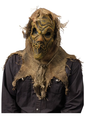 Click Here to buy Scary Scarecrow Mask from HalloweenCostumes, CDN Funds