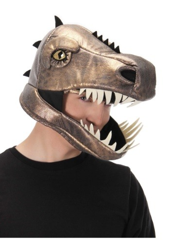 Click Here to buy Dinosaur Hat Tyrannosaur Jawesome from HalloweenCostumes, CDN Funds & Shipping