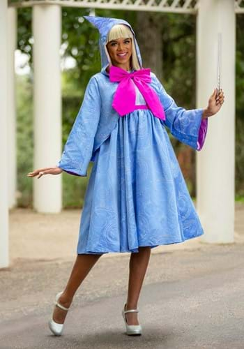 Disney Cinderella Fairy Godmother Women's Costume