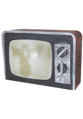 Broken TV with Sound