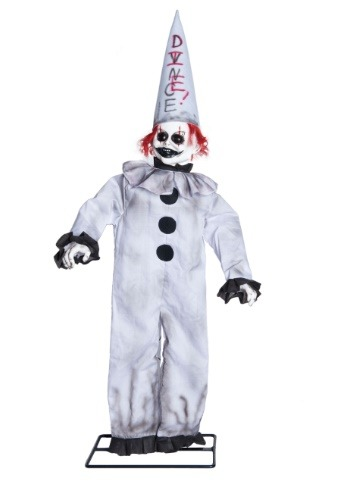 Animated Dunce Clown Decoration