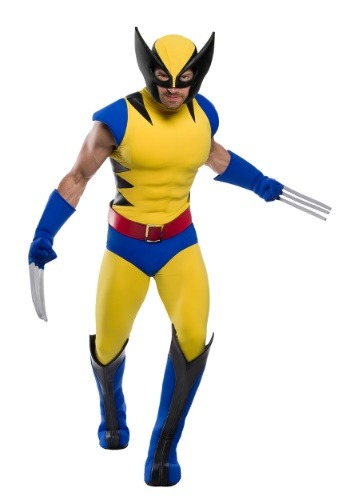 Premium Marvel Wolverine Costume for Men