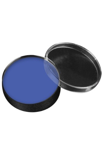 Click Here to buy Premium Blue Greasepaint Makeup 0.5 oz from HalloweenCostumes, CDN Funds & Shipping