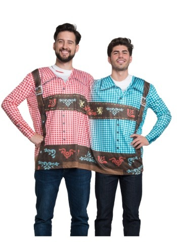 Oktoberfest 2 Person Long Sleeve Tee