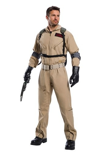 Premium Ghostbusters Costume for Men