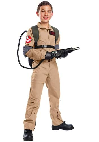 Premium Ghostbusters Costume for Boys