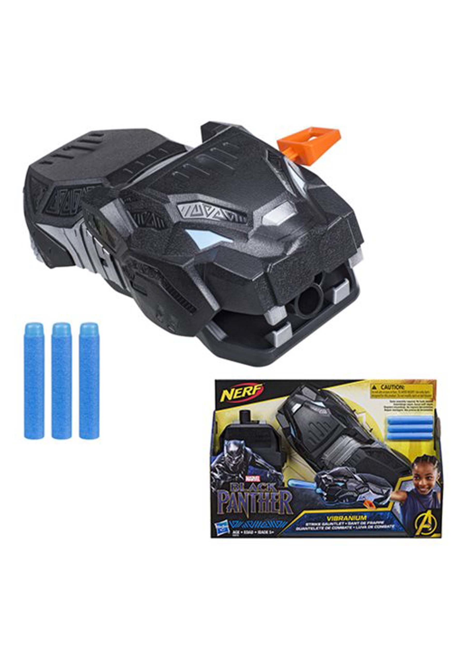 INOpets.com Anything for Pets Parents & Their Pets Black Panther Vibranium Strike Gauntlet