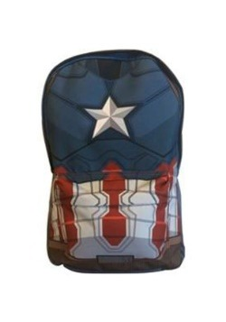 Captain America Armor Backpack