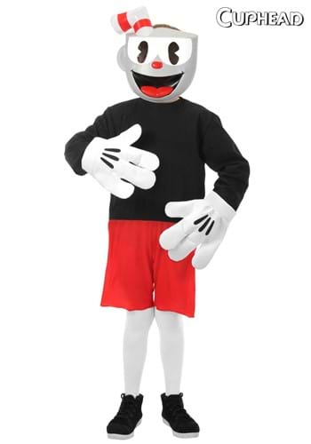 Cuphead Child Size Costume