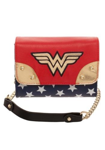 Wonder Woman Movie Juniors Sidekick Handbag