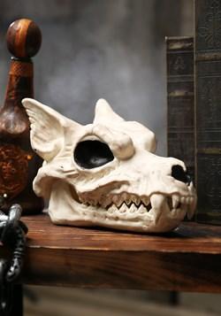 """7"""" Wolf Skull Halloween Decoration"""