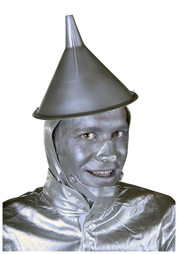 Tin Man Nose Accessory