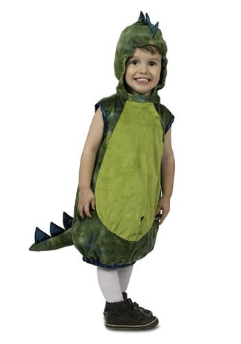 Spike the Dino Costume for a Toddler