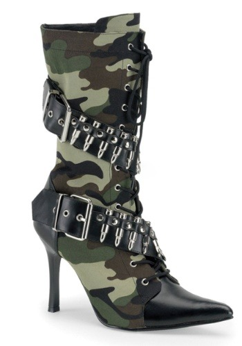 Women's Army Boots