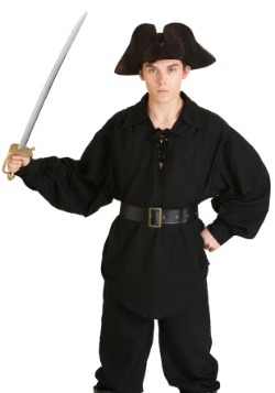 Pirate Shirt - Black