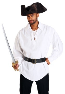 White Pirate Shirt