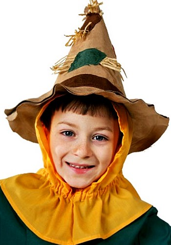 Child Scarecrow Hat