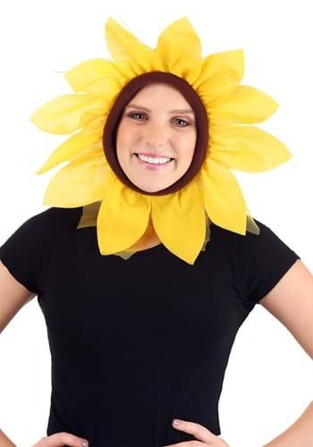 Child Sunflower Hood