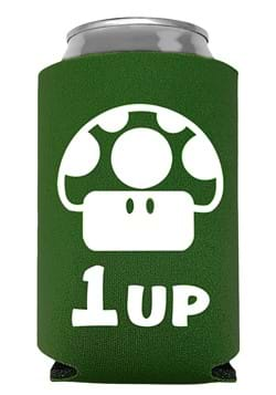 1 Up Mario Can Koozie