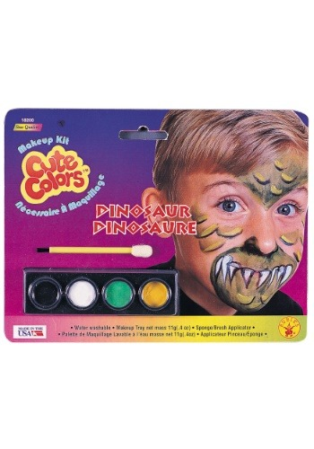 Click Here to buy Dinosaur Cute Colors Makeup Kit from HalloweenCostumes, CDN Funds & Shipping