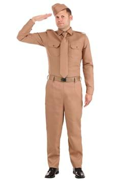 WW2 Army Costume Adult
