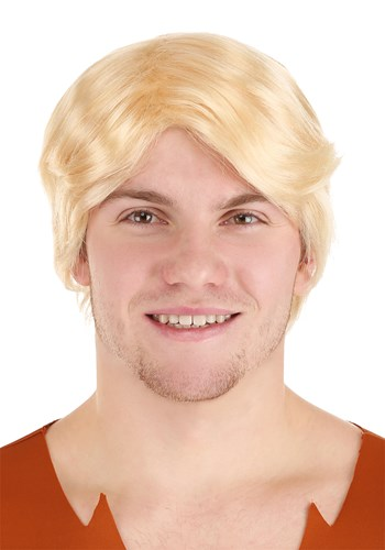 Click Here to buy Deluxe Caveman Neighbor Wig from HalloweenCostumes, CDN Funds & Shipping