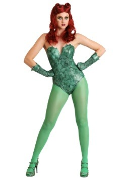 DC Comics Poison Ivy Women's Costume