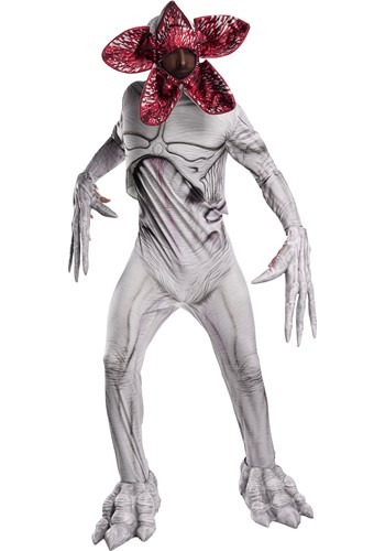 Click Here to buy Stranger Things Demogorgon Costume for Adults from HalloweenCostumes, CDN Funds & Shipping