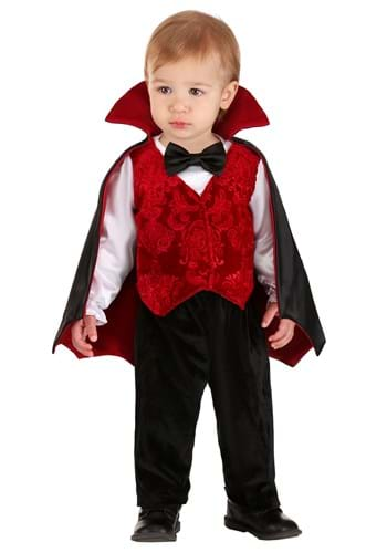 Little Vlad Vampire Costume for an Infant