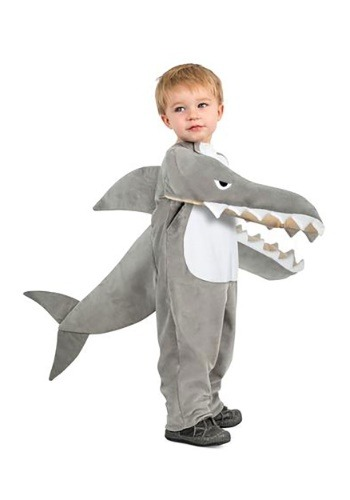 Click Here to buy Chomping Shark Costume for a Kids from HalloweenCostumes, CDN Funds & Shipping