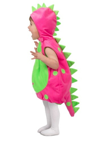Click Here to buy Dot the Dino Girls Costume from HalloweenCostumes, CDN Funds & Shipping