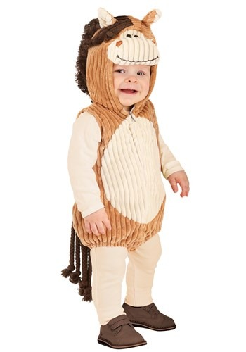 Charlie the Corduroy Horse Toddler Costume