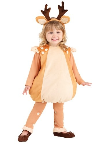 Debbie the Deer Costume for a Toddler