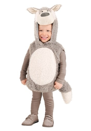 Wolfred Toddler Costume