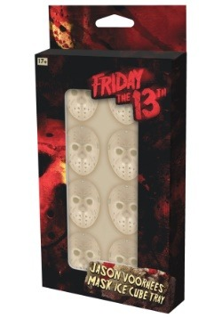 Friday the 13th Jason Voorhees Mask Ice Cube Tray
