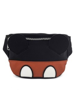 Loungefly Mickey Mouse Faux Leather Fanny Pack
