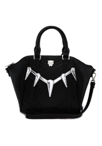 Loungefly Black Panther Faux Leather Handbag