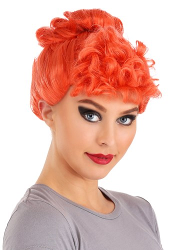 Click Here to buy Deluxe Cartoon Cavewoman Wig from HalloweenCostumes, CDN Funds & Shipping