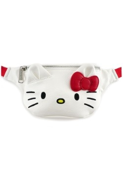 Loungefly Hello Kitty Faux Leather Fanny Pack