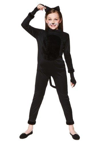 Black Cat Girls Costume