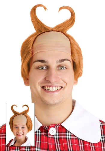 Click Here to buy Horned Munchkin Wig from HalloweenCostumes, CDN Funds & Shipping