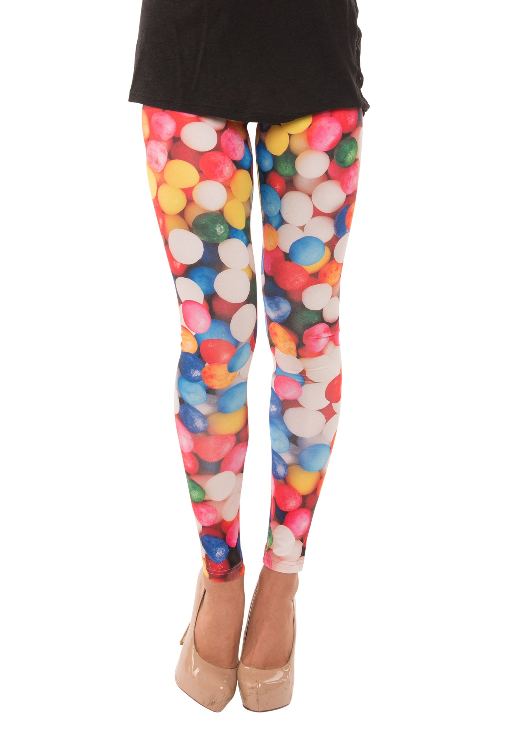 INOpets.com Anything for Pets Parents & Their Pets Womens Gumball Leggings