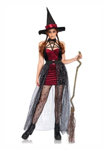 Click Here to buy Celestial Witch Womens Costume from HalloweenCostumes, CDN Funds & Shipping