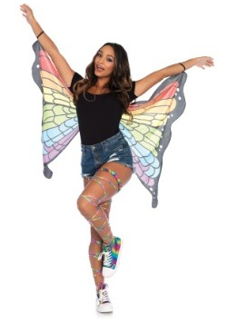 Small Rainbow Butterfly Wings